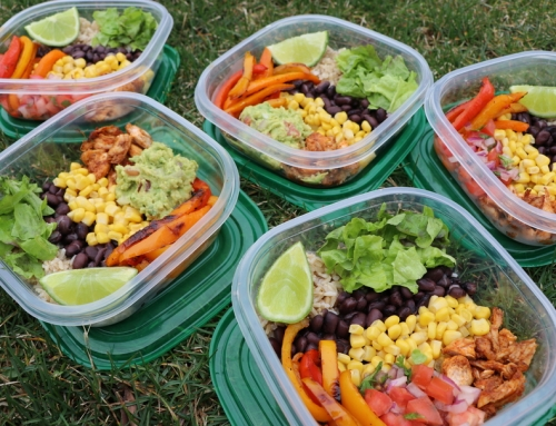 A Week's Worth of Healthy & Tasty Packed Lunches for Under $20!