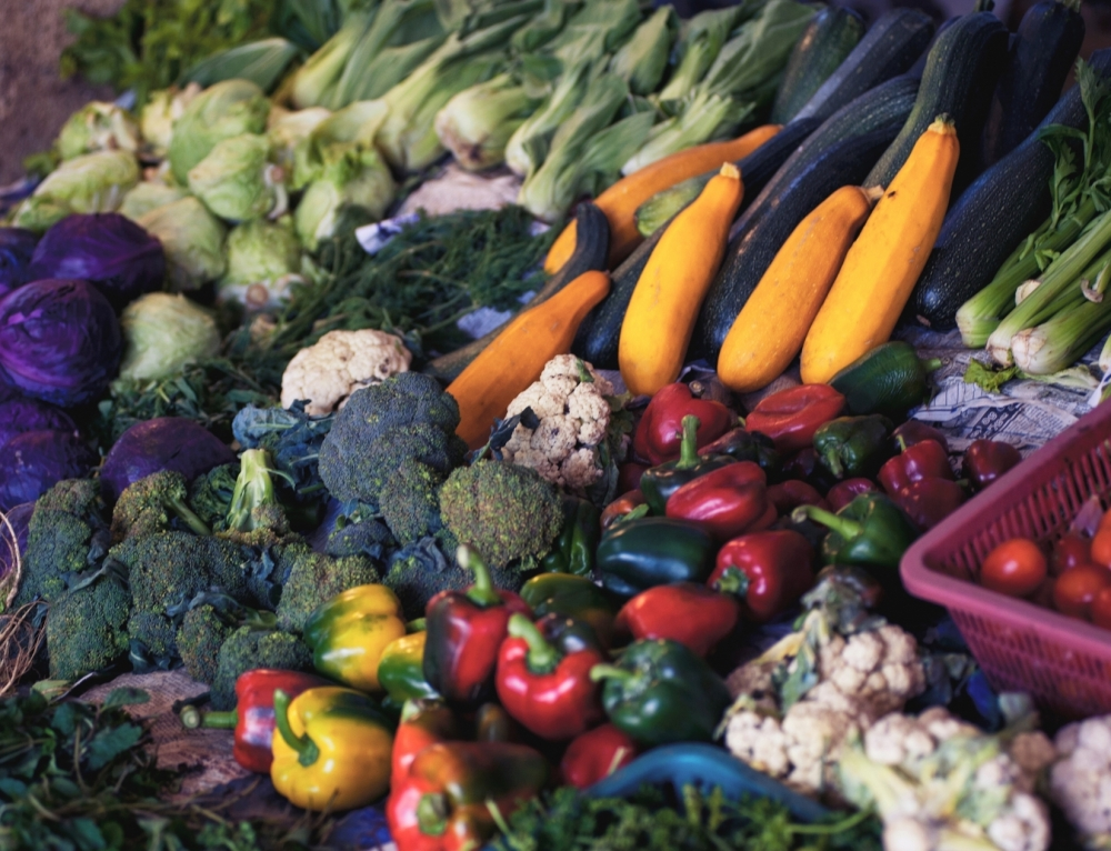 How to Make the Most of Your Local Farmer's Market!