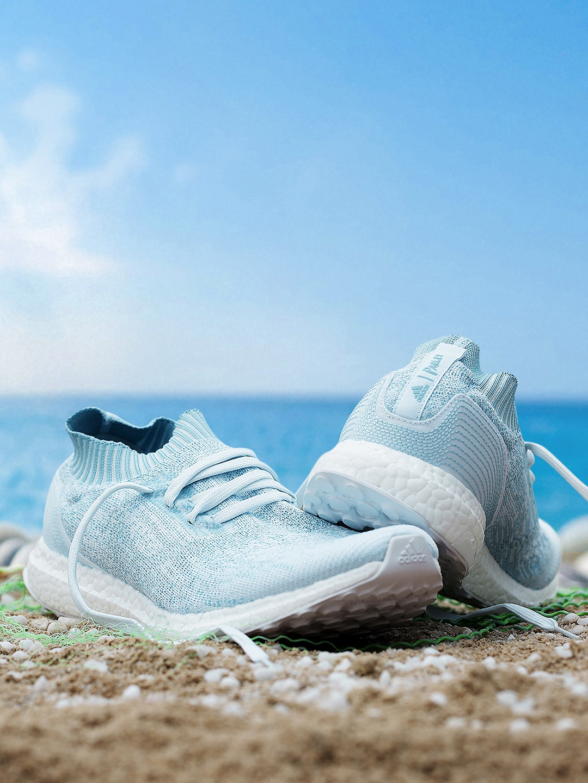 Adidas Plastic Shoes >> Great Kicks Adidas Recycled Ocean Plastic Shoes Sleepy Cricket
