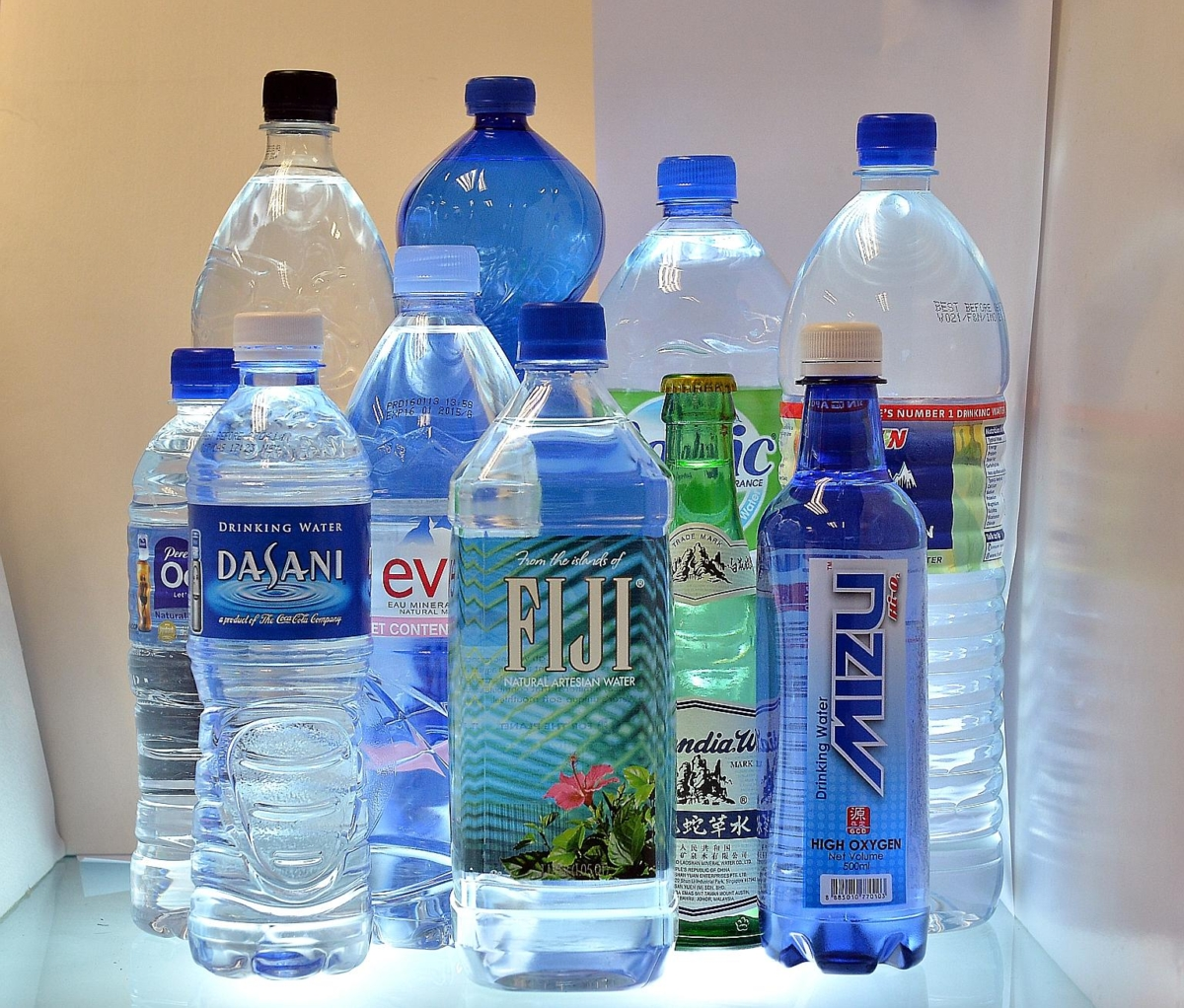 15db53bc05 The World's Top 15 Bottled Waters and How To Pick One to Drink ...
